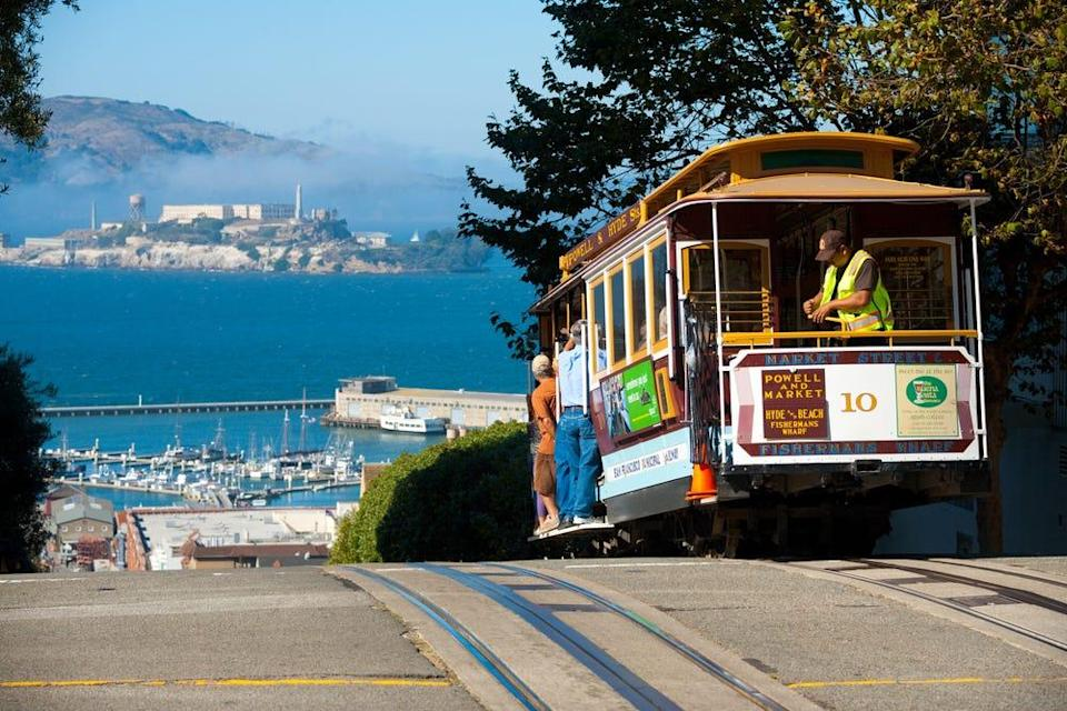 San Francisco has been named the best city in the world