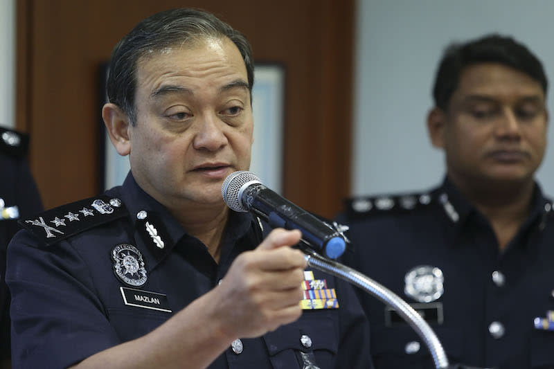 16,000 policemen on standby in Selangor for GE14