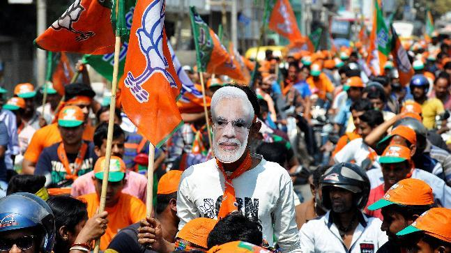 In Bihar, the ruling BJP-led NDA was leading in the Bhabua seat, while the opposition RJD was ahead in Araria and Jahanabad seats.