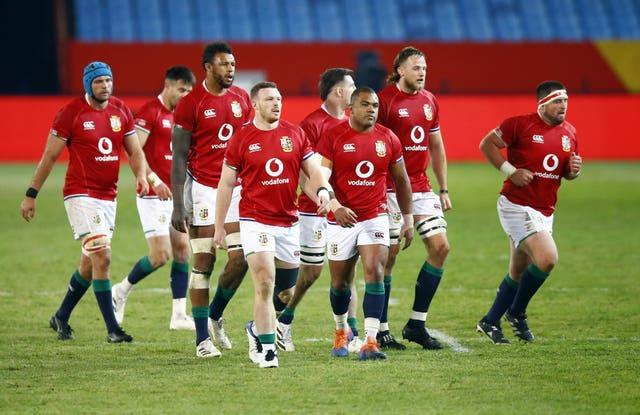The Lions have completed their series of warm-up games