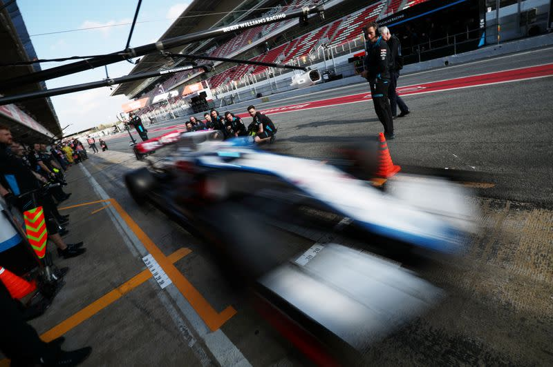 New Williams an improvement on 'scary' 2019 car, says Russell