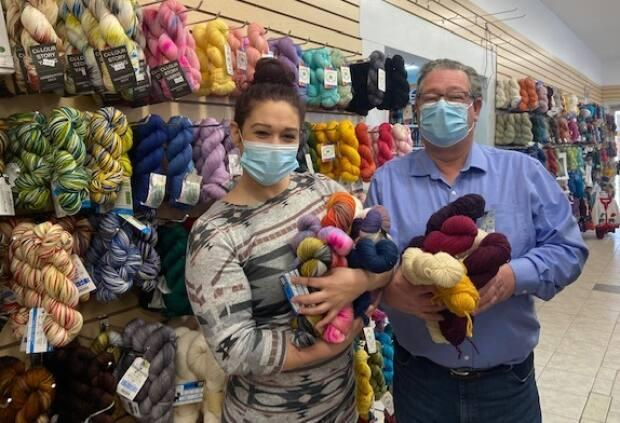 Submitted by Trailside Yarn Shop