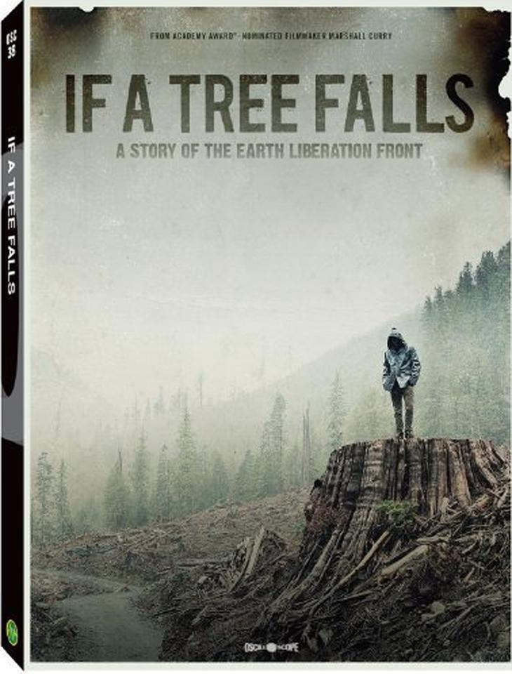 Documentary Features Nominee If A Tree Falls: A Story Of the Earth Liberation Front