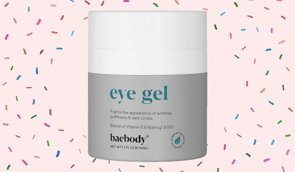 Here's looking at you...without all that puffiness, those wrinkles, and dark circles. (Photo: Amazon)