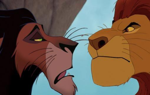 We've got some information about Scar and Mufasa that will shock you. Source: Disney