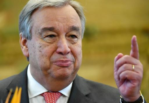 UN Secretary-General-designate Antonio Guterres is pressing Israel to give up its plans to annex parts of the occupied West Bank