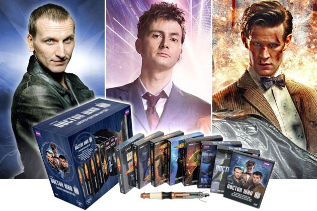 Doctor Who Limited Edition Gift Set