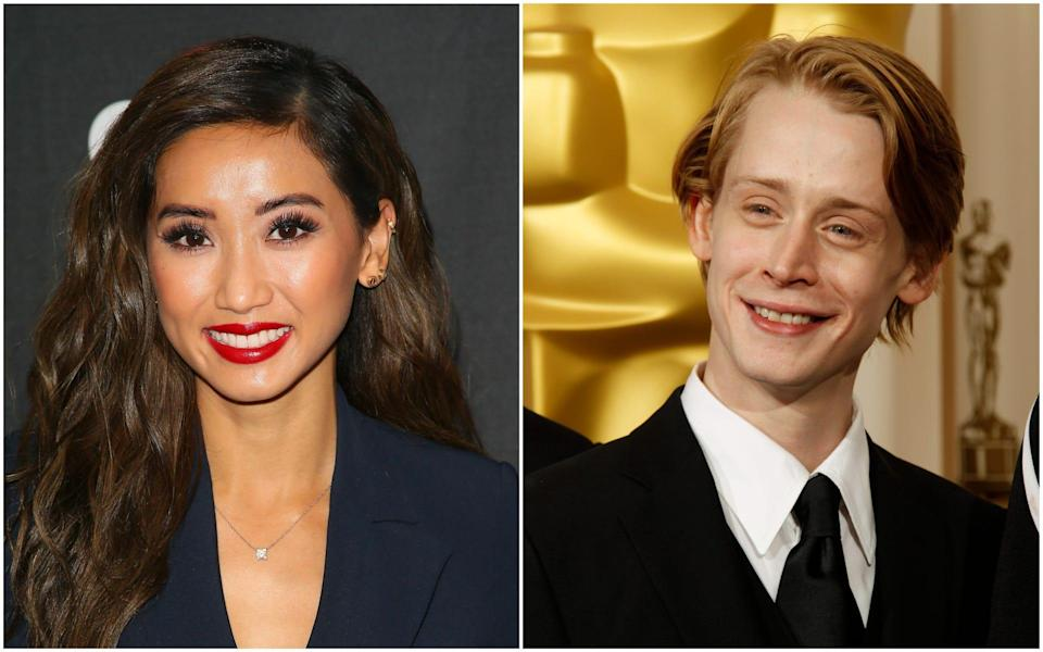 Brenda Song and Macaulay Culkin welcomed their first child on April 5, 2021, a baby boy named Dakota.