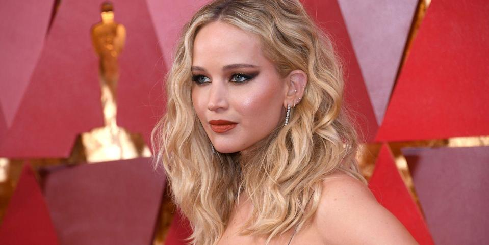 Jennifer Lawrence Says She Grew Up Republican But Became a Democrat as an Adult