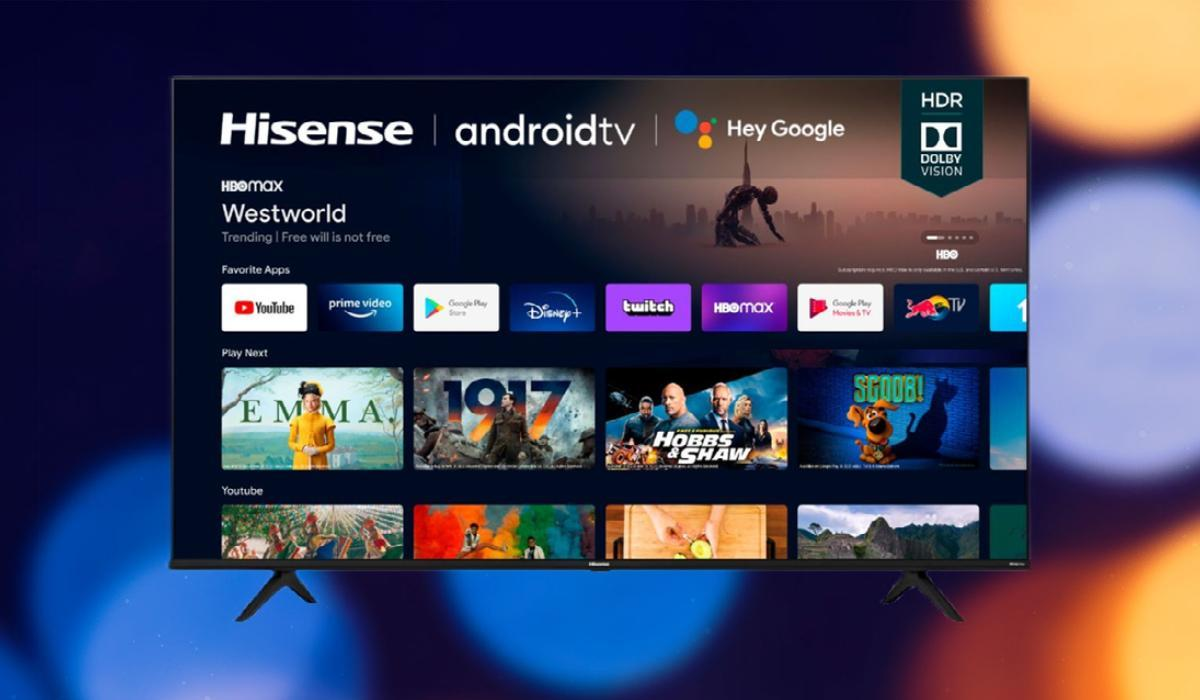 As budget TVs go, it's hard to beat Hisense's A6G Series 60-inch model when it's priced at just $400. (Photo: Hisense)