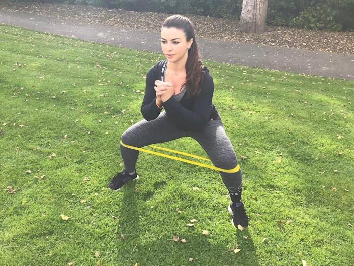 Banded Side Squats 2 (1)