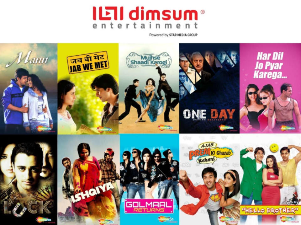 Now you can binge-watch your favourite Indian movies on Shemaroo On Demand!
