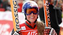 """<p>Lindsey Vonn is the greatest women's skier in history. After being injured and forced to sit out of the 2013 skiing season -- and the 2014 Sochi Games -- Vonn was picked to represent the United States in Pyeongchang for the Winter Olympics 2018. She missed gold but won a bronze medal in her fourth Olympics dating back to 2002.</p> <p>Vonn cleaned up throughout the course of her career with big endorsements from brands like Rolex, Oakley, Under Armour, and Red Bull.</p> <p><em><strong>Ouch: <a href=""""https://www.gobankingrates.com/net-worth/sports/injuries-cost-athletes-fortune/?utm_campaign=1119495&utm_source=yahoo.com&utm_content=6&utm_medium=rss"""" rel=""""nofollow noopener"""" target=""""_blank"""" data-ylk=""""slk:Injuries Cost These 13 Athletes a Fortune"""" class=""""link rapid-noclick-resp"""">Injuries Cost These 13 Athletes a Fortune</a></strong></em></p>"""