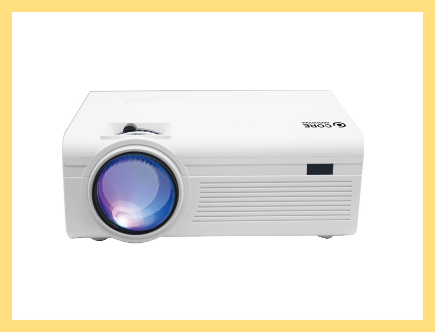 Save $30 on this Core Innovations CJR600 LCD Home Theater Projector. (Photo: Walmart)