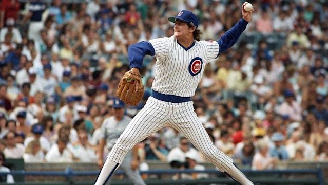 Remembering Steve Trout's tenure with the Cubs.