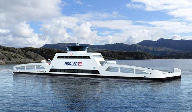 Hongkongers can expect to test ride electric cross-harbour ferries in 2023. Photo: SCMP