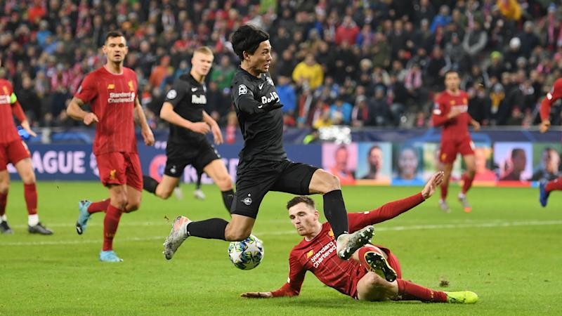 Liverpool could have used Minamino – Klopp suggests transfer is imminent