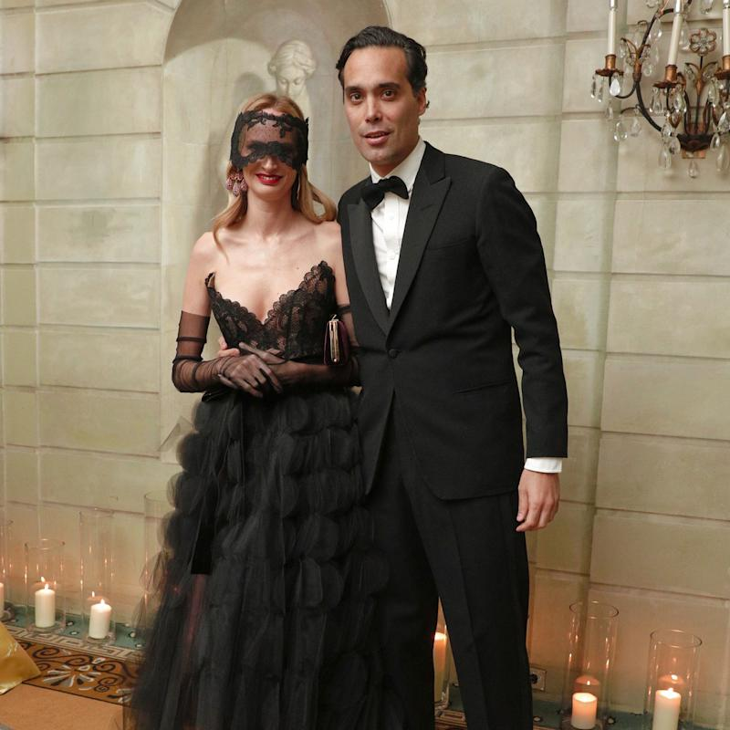 bf3bf140e092 Sienna Miller, Lauren Santo Domingo, and More at the Save Venice Masked Ball