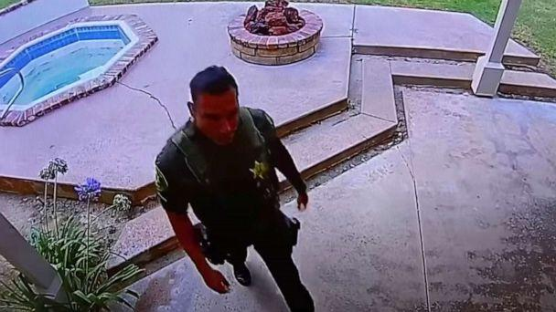 PHOTO: An Orange County deputy sheriff was arrested for allegedly burglarizing a home after responding to the death of an elderly man. (Orange County Sheriff's Department)