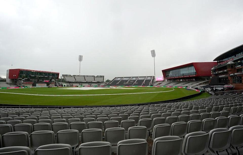 The Test match at Old Trafford has been cancelled (PA Wire)