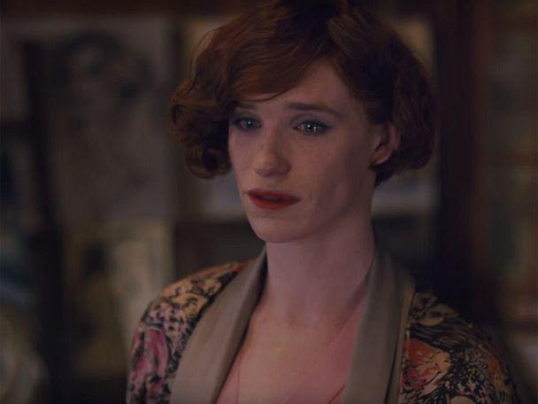 PHOTO: Eddie Redmayne in a screen grab from the trailer of 'The Danish Girl.' (Movieclips Trailers/Youtube)