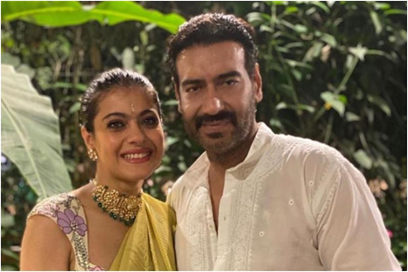 Ajay Devgn and Kajol Celebrate 21st Wedding Anniversary, Here are 5 Adorable Pics of the Bollywood Couple