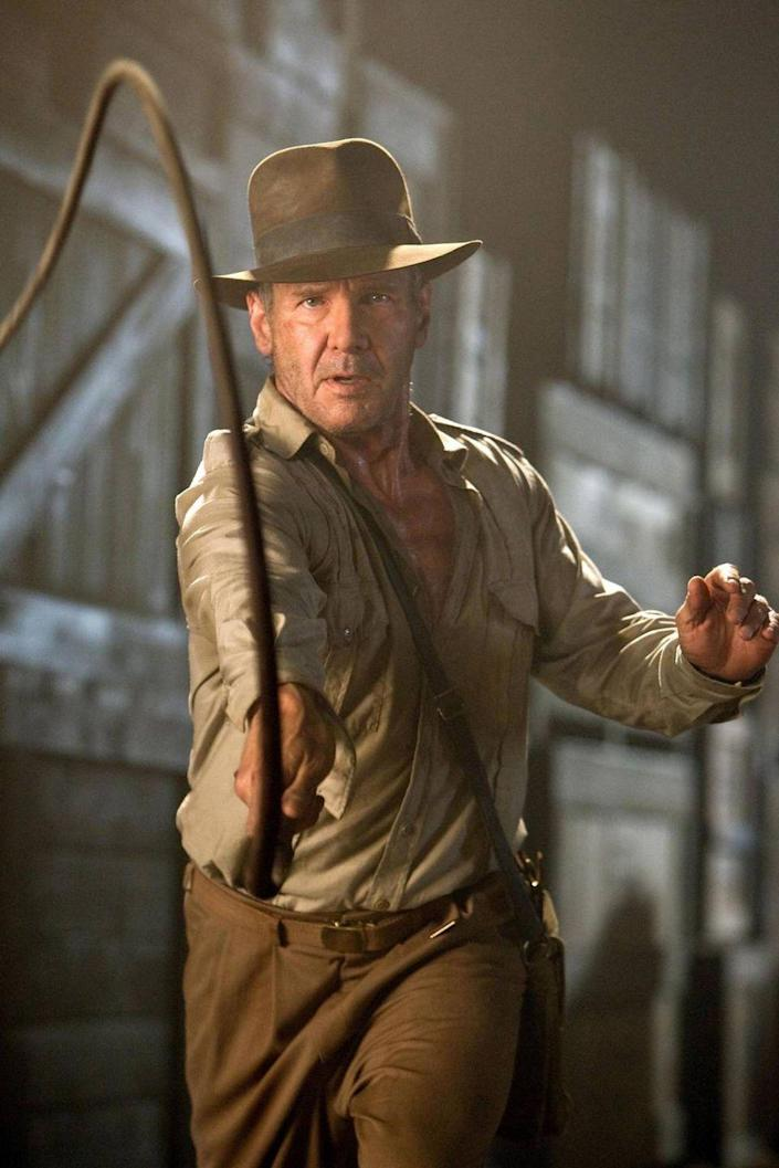 <p>Another Harrison Ford character who rather famously shoots first. While he loses his cool a little around snakes, he stays <em>very </em>cool when Nazi faces are melting all around him. He's also the only person in human history to have survived an unscheduled, non-surgical heart removal <em>and</em> a nuclear blast in a refrigerator, and it seems unlikely anyone else will ever match him there.</p>