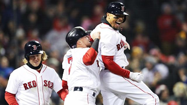 The Boston Red Sox earned the title with an 11-6 victory against rivals the New York Yankees on Thursday.