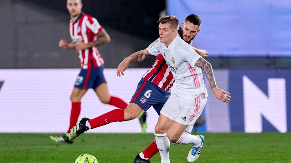 Kroos y Koke   Quality Sport Images/Getty Images