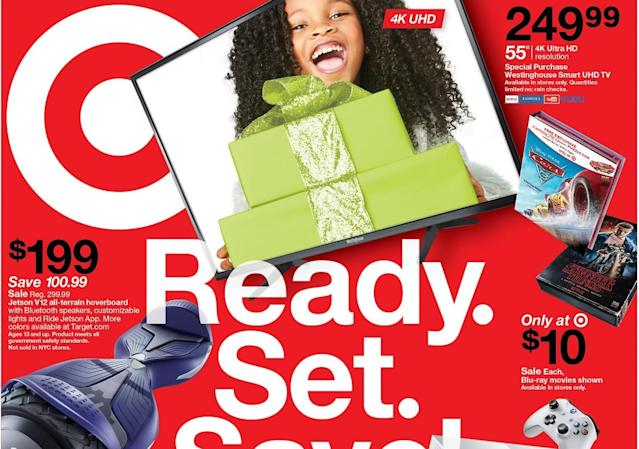 Target's got a ton of deals available for games and smart home gadgets.
