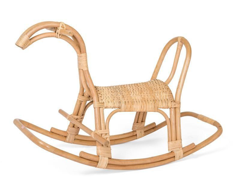 """<p>roseandrex.com</p><p><strong>$150.00</strong></p><p><a href=""""https://www.roseandrex.com/collections/toddler/products/poppie-child-sized-ratan-rocking-horse?variant=31116024283232"""" rel=""""nofollow noopener"""" target=""""_blank"""" data-ylk=""""slk:Shop Now"""" class=""""link rapid-noclick-resp"""">Shop Now</a></p><p>Rock on by.</p>"""