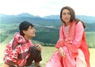 This flick could be treated as Karisma Kapoor's re-introduction in Bollywood, after Manish Malhotra took her under his wings and designed a total make-over: right from her hair and eyebrows to her outfits. Aamir Khan was extraordinary as usual. Dharmesh Darshan's signature style of painting love stories on the 70 MM canvas was unprecedented and irreplicable<strong>.</strong>