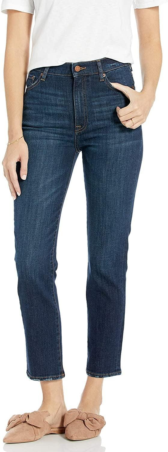 <p><span>The Drop Manchester High-Rise Straight-Fit Ankle Jean</span> ($27, originally $55)</p>