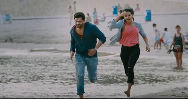Varun Tej and Hebah Patel in Mister
