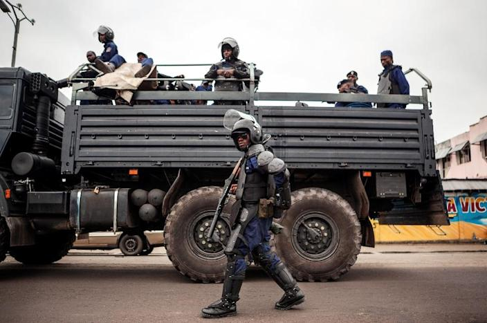 Insecurity has deepened in the Democratic Republic of Congo since President Joseph Kabila refused to leave office at the end of his second elected five-year term (AFP Photo/Eduardo Soteras)