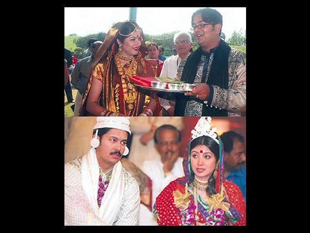 <b>Sahara Wedding</b><br><b> Cost: 552 crore approx</b><br>The weddings of Subrata Roy's sons, Sushanto with Richa and Seemanto with Chandini took place in Lucknow in 2004. Sahara chief made sure that there was no dearth of glamour, glitz and style in the weddings. The marriage venue in Lucknow, Sahara Shaher dazzled with torchlights, lamps, marshals, and prism glasses. The sangeet function took place at the Hotel Clarks in Awadh. The wedding venue was the magnificent Sahara auditorium while the entire pre-wedding functions were celebrated at the grand residence of the Sahara's.