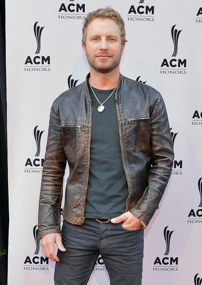 """<p class=""""MsoNormal"""">Dierks Bentley, who hosted the 6<sup>th</sup> Annual ACM Honors on Monday night, is another country crooner who makes the ladies swoon. Unfortunately, the """"5-1-5-0"""" singer – known for his beautiful blue eyes, soft curly hair, and light scruff – is married with two daughters, which makes him all the more attractive. Bentley, 36, told <i>People</i> magazine earlier this year that he works out five days a week and plays hockey to stay in tip-top shape for the stage, but also makes plenty of time to focus on family. He even lets his 3-year-old daughter <span style=""""color:#1F497D;""""></span>Evie paint his toe nails on occasion. """"I was playing in San Diego and had flip-flops on. The guys were all laughing at me, and I was like, 'What?!' So I look down – I had pink toenails!"""" Aww…</p>"""