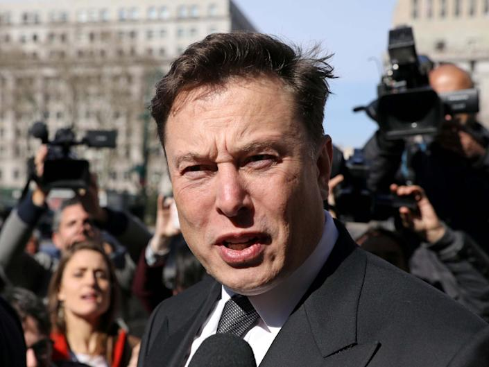 Tesla founder Elon Musk claimed 'pedo guy' was a 'common insult' which did not imply someone was a paedophile: REUTERS