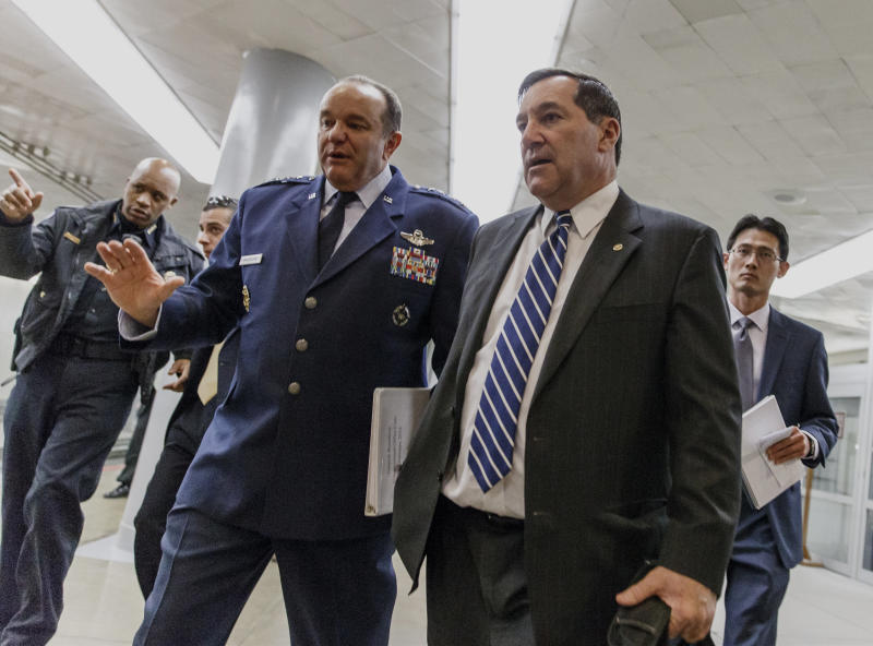 Congress clears bill ending military pension cuts