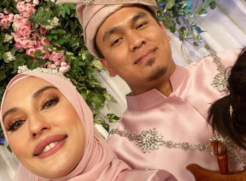 Anju and Eilyas were separated earlier and then reunited again, only to end their marriage yet again