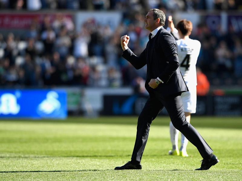 It was an important win for Paul Clement and his men (Getty)