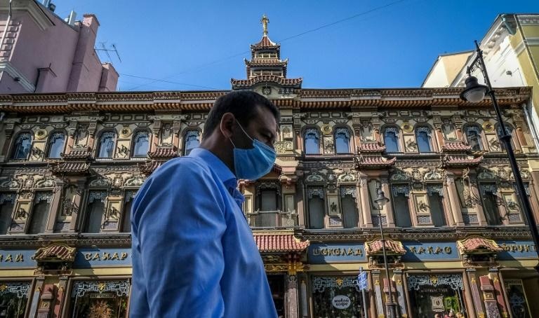 Older Muscovites told to stay indoors as virus resurges