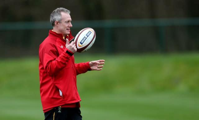 Rob Howley returned home from the World Cup in September (David Davies/PA)