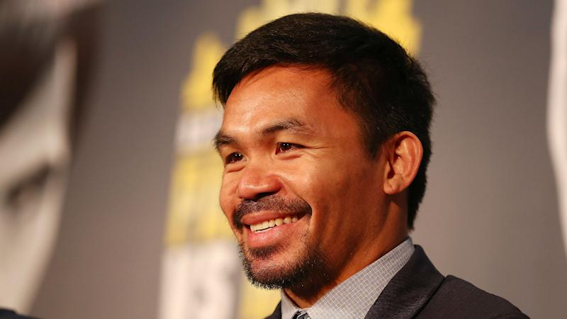 Manny Pacquiao reportedly in talks to fight Conor McGregor