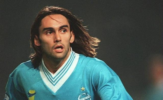 Twenty-one years ago, the attacking midfielderwasa rising star in theFrench Euro 96squad whose namewas spoken in thesame breath asZinedine Zidane.One missed penaltylater, and his life infootball took a verydifferent turn