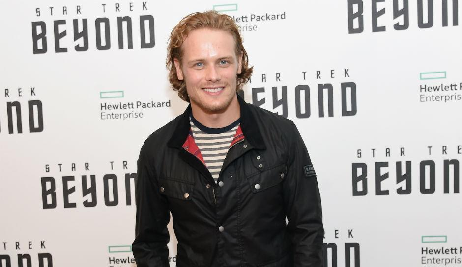 Outlander' Star Sam Heughan Opens Up About His Love Life And