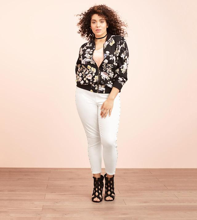 Julia Rose Miller for Torrid. (Photo: Courtesy of Torrid)
