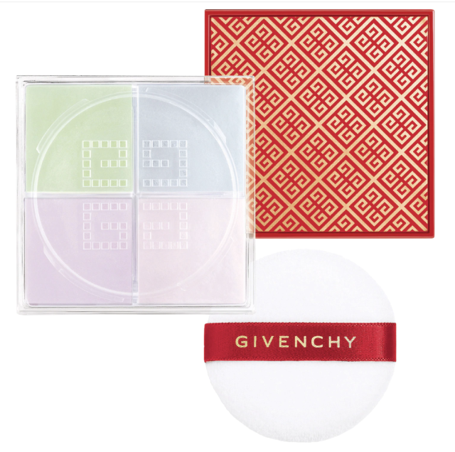 Givenchy Chinese New Year Prisme Libre Finishing & Setting Powder