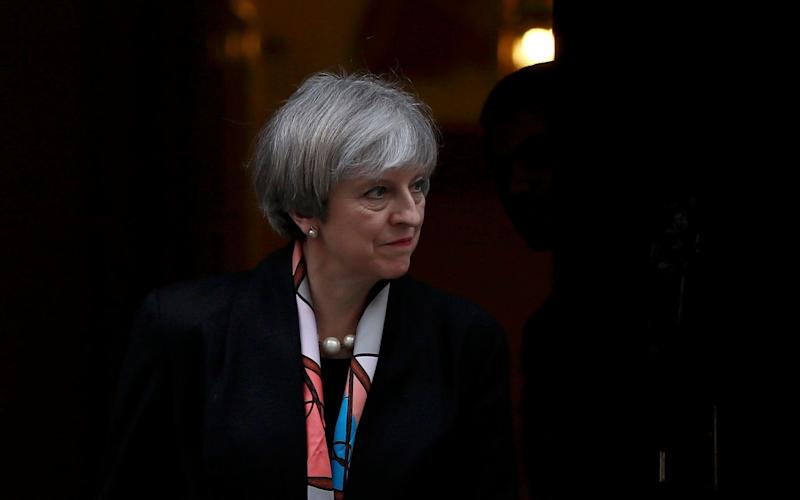 Britain's Prime Minister Theresa May - Credit: REUTERS/Stefan Wermuth