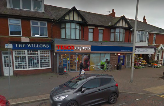 """Devastating"": He was traumatised after being held at gunpoint at this Tesco Express in Blackpool"